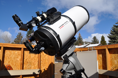 From The Bateson Observatory New Astrograph To Watch The