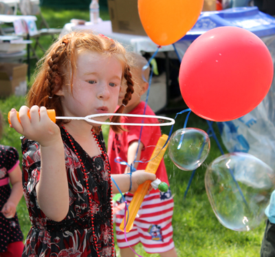 Always a good time for the kids, the Lassen County Office of Education held its annual Children's Fair
