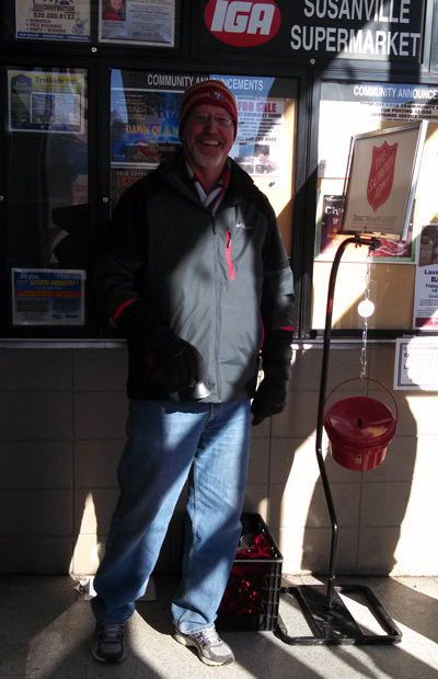 Janesville Salvation Army Bell Ringing