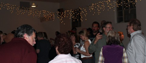 Lassen County Cattlemen and Cattlewomen always throw a great party at the Elk's Lodge.