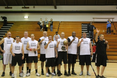High Desert Dawgs - 2014 Battle of the Badge Champions - 3rd Year in a row