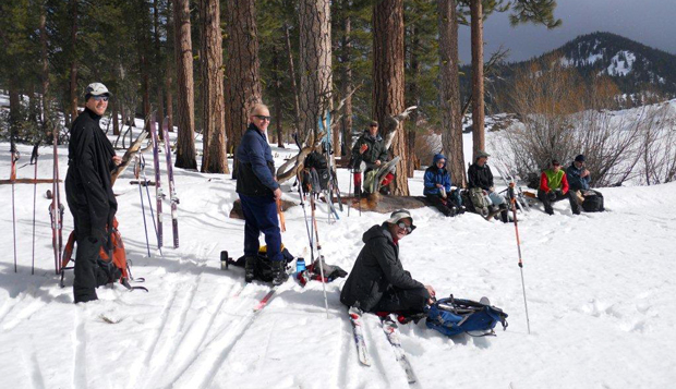 Get out and experience what winter has to offer in Lassen County!