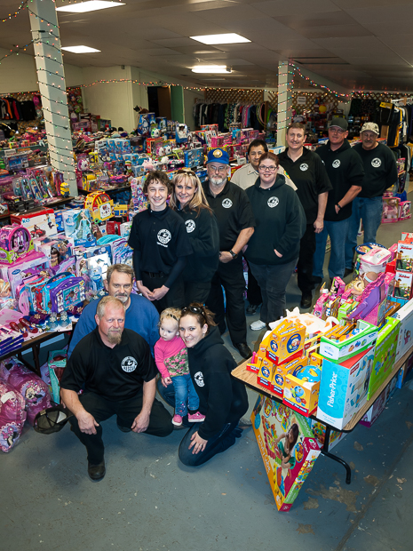 Toys For Tots Community : Susanvillestuff daily webxtra