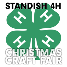 Standish 4H Holding Christmas Craft Fair